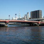 隅田川 両国橋シーバス釣りポイント おすすめルアーは西日本で人気のこのルアー!!