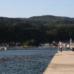 椿漁港 釣りポイント