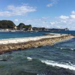 【興津海岸】千葉クロダイ釣りポイント